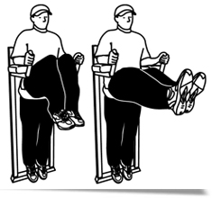 Best Abdominal Exercises: The Captain's Chair