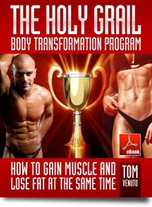 Holy Grail Body Transformation An Incredible Bold Promise