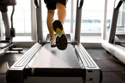 Lose Weight by Running: Treadmill